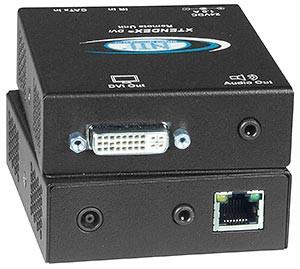 XTENDEX® ST-C6DVIA-IR-300 (Remote and Local Unit)