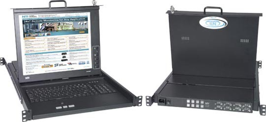 RACKMUX-VS17-NT-8USB (Front & Back)